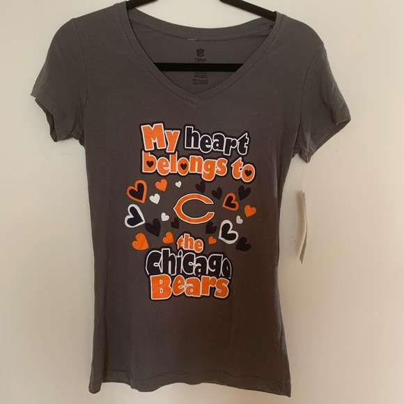 668bc82c Chicago Bears women's shirt NWT